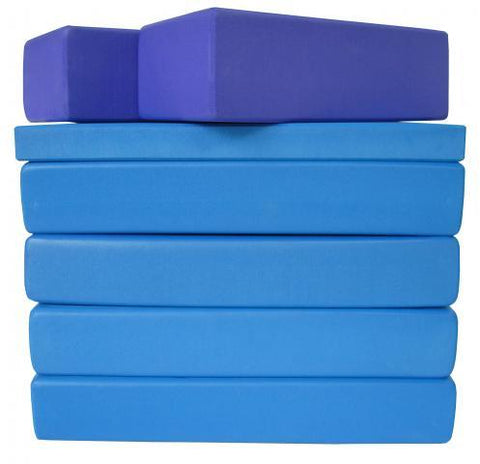 Yoga Mad Block & Brick Set For Iyengar Yoga