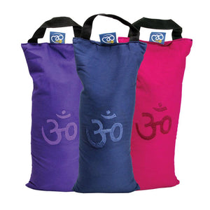 Yoga Mad OM Shingle Yoga Sand Bag