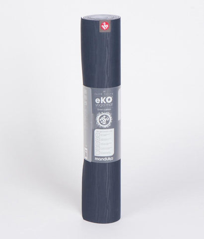 "Manduka eKO Mat 71"" 5mm - Midnight"