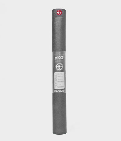 Manduka eKO Superlite - Charcoal (grey)