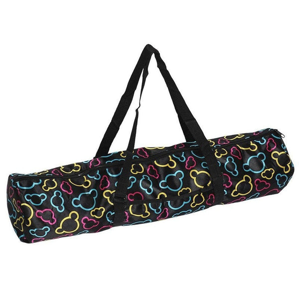 Waterproof Canvas Yoga Pilates Mat Carry Bag
