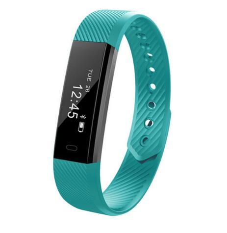 Smart Bracelet Fitness Tracker Step Counter