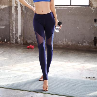 Dry Fit Mesh Stitching Sport Pants