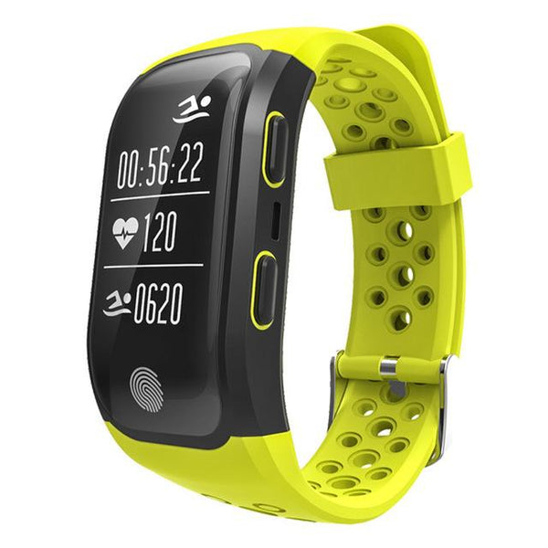 S908 GPS Smart Band Heart Rate Tracker
