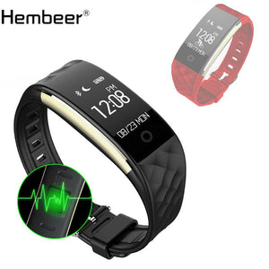 Smart Band Fitness Tracker Bracelet For Android & IOS Phone