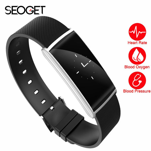 Smart Watch Blood Pressure/Heart Rate Fitness Tracker
