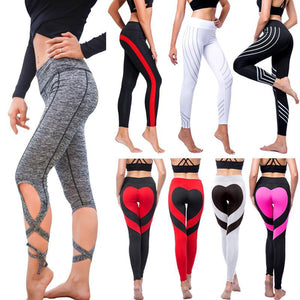 Premium Sport Jogging Yoga Running Pants