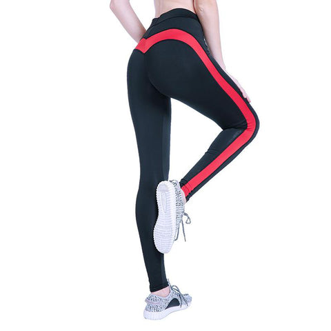 Women Push Up Love Skinny Pants