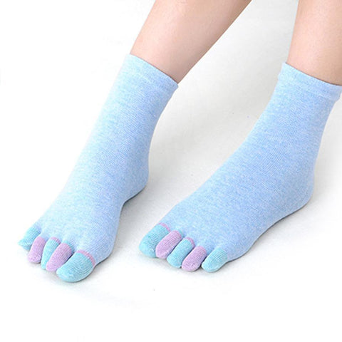 Women's Yoga Socks Full-Toe