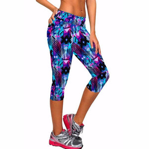 8 Color Capri Pants