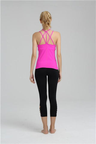 Ladies Sports Tank Top