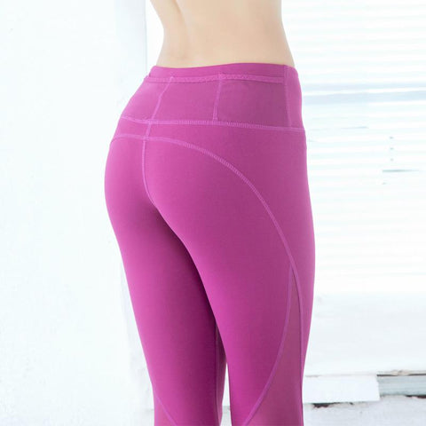 Ladies Stretch Yoga Leggings