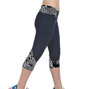 Women's High Waist Yoga Sport Leggings