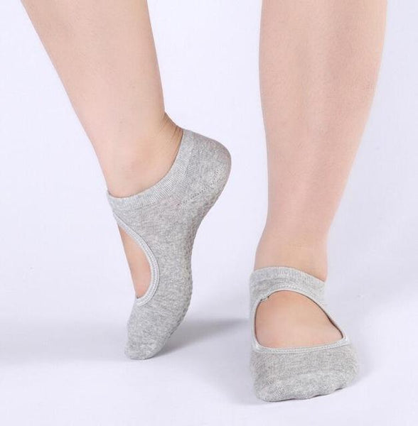 Yoga Anti-slip Cotton Socks