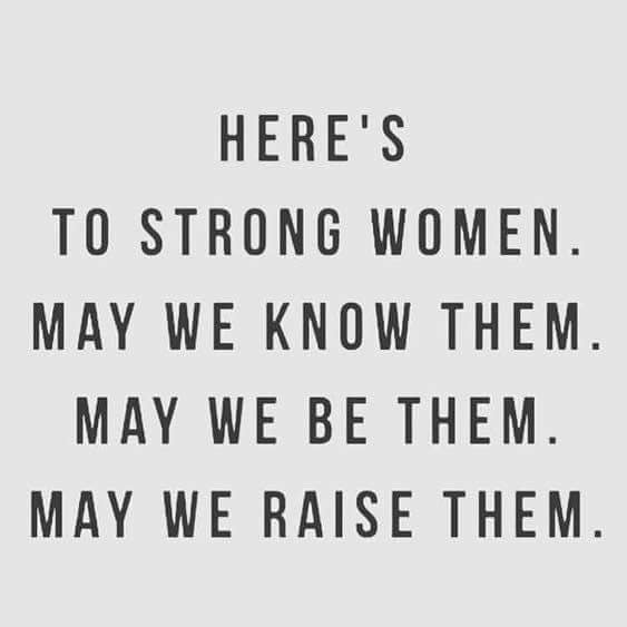 Strong Women, Strong Men or Simply Strong Values