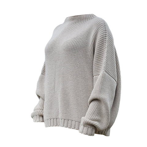 Laumes Sweater - Pearl