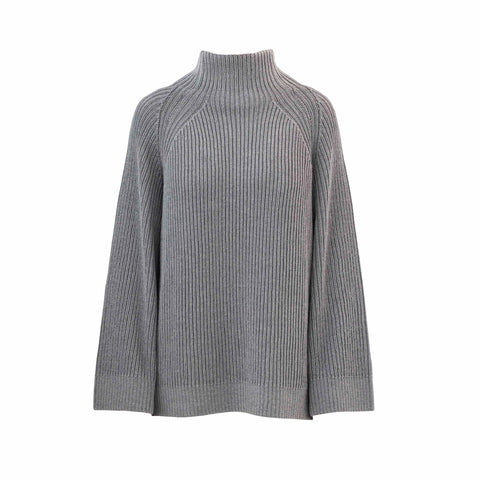 Milda Turtleneck - Grey