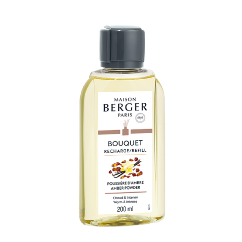 Maison Berger Scented Bouquet Refill Amber Powder