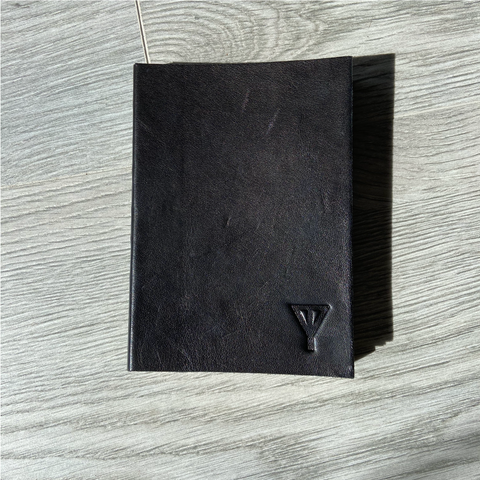 Re:claimed Leather Notebook A5