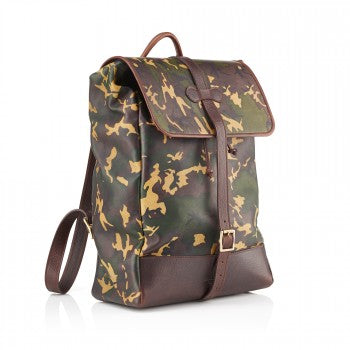 Daines & Hathaway Backpack - Camo Sherwood