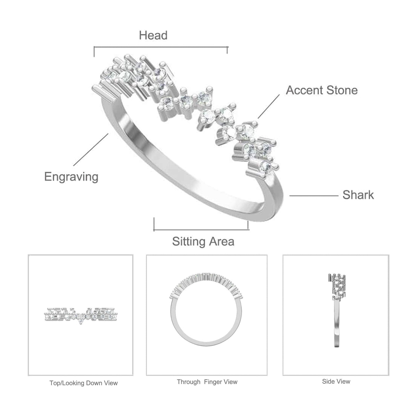 Esther Ring Diagram and Specifications