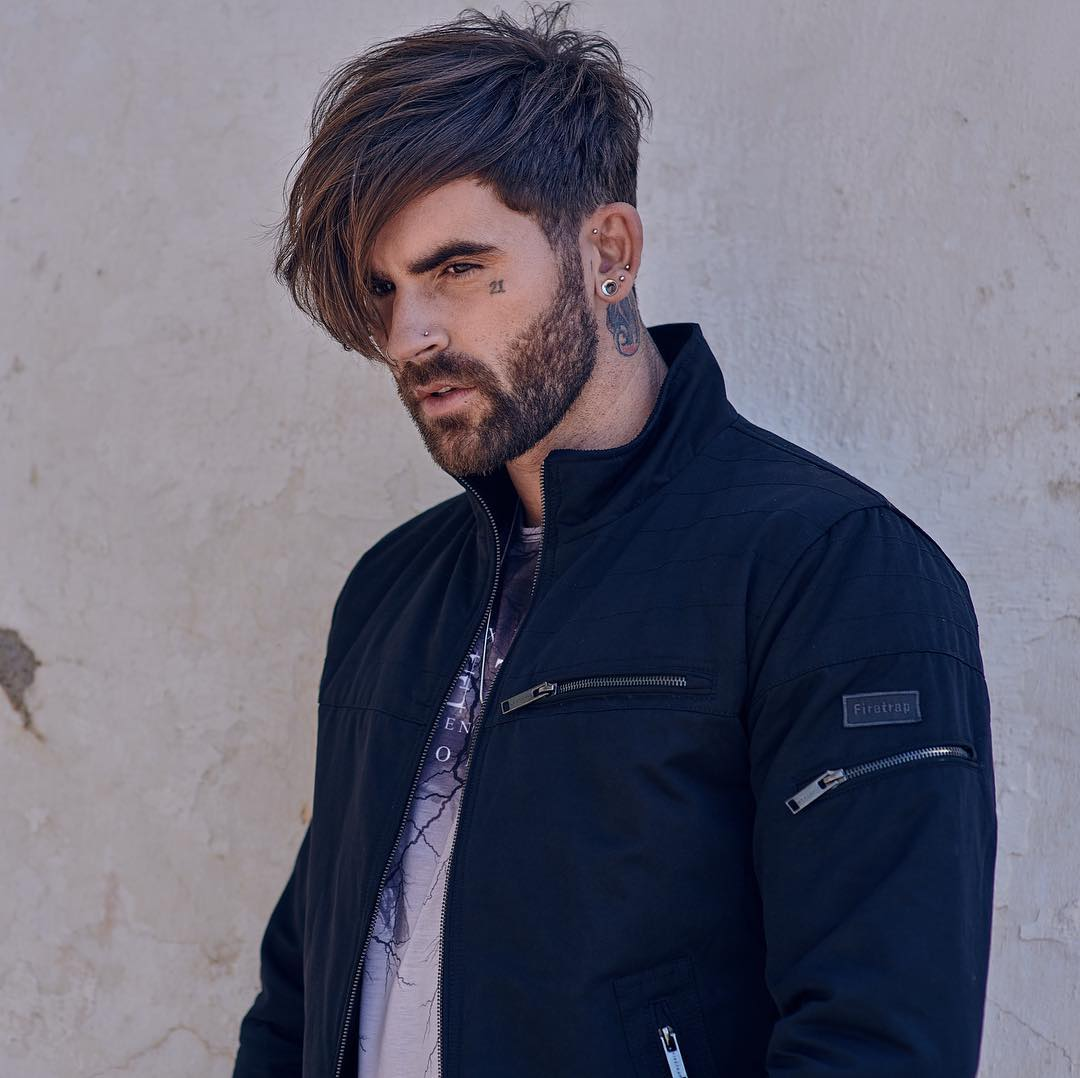 FireTrap jacket specially made for your handsome build