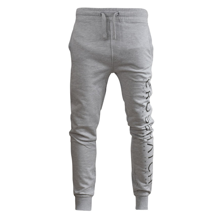 Mens Jogger Pants Crosshatch Shacka Skinny Slim Tracksuit Jogging Trousers - Kandor Clothing Company Ltd UK