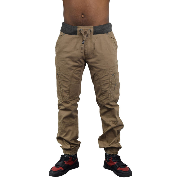 Mens Cargo Chinos Rawcraft Belhaven - Kandor Clothing Company Ltd UK