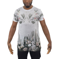 Mens t-shirt juice neptune longline tee - Kandor Clothing Company Ltd UK