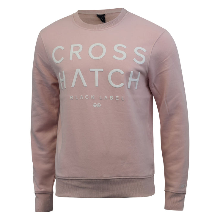 Mens sweatshirt crosshatch tetchill jumper - Kandor Clothing Company Ltd UK