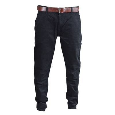 Mens Chinos Trousers Smith and Jones  Stratight Leg Pants All Sizes - Kandor Clothing Company Ltd UK