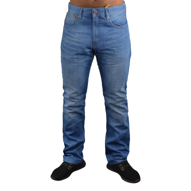 FireTrap Denim Straight Jeans For Men - Kandor Clothing Company Ltd UK