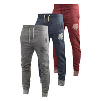 Mens Jogger Pants Crosshatch Truman Tracksuit Jogging Trousers - Kandor Clothing Company Ltd UK