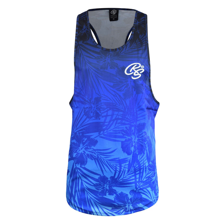 Mens Vest Crosshatch Weeton Sleeveless Sublimation Top - Kandor Clothing Company Ltd UK