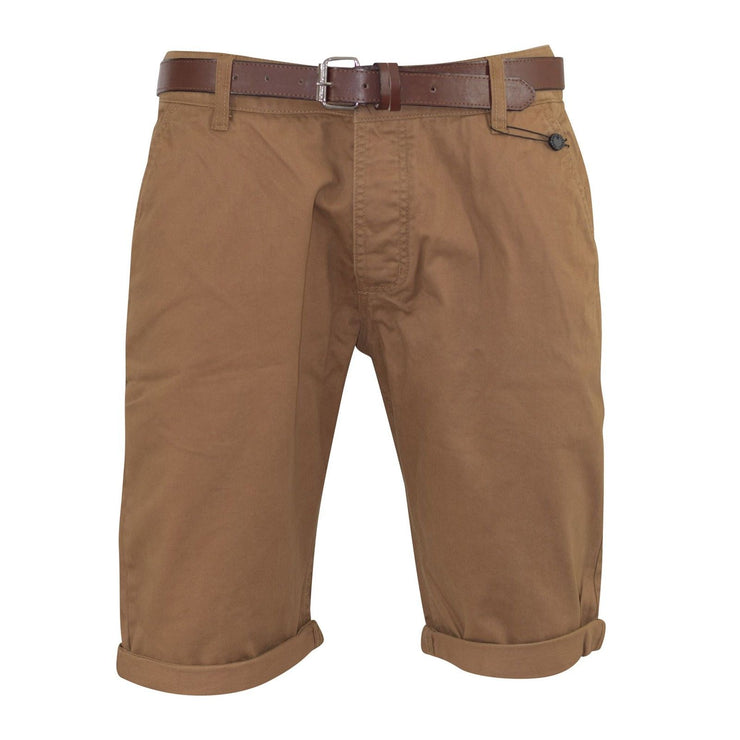 Mens Shorts Smith and Jones Oxford Chino Inertia Summer Lightweight Pants - Kandor Clothing Company Ltd UK