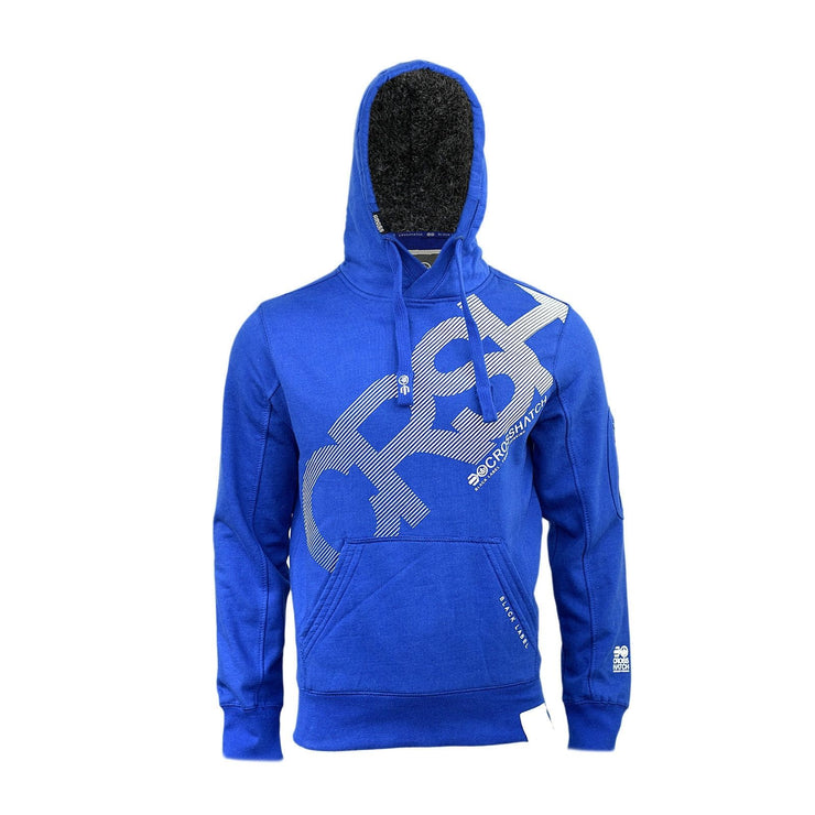 Mens hoodie crosshatch Intersink - Kandor Clothing Company Ltd UK