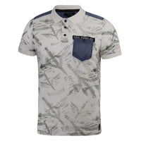 Mens polo T-shirt firetrap lowden - Kandor Clothing Company Ltd UK
