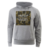 Mens Hoodie Firetrap Designer Overhead Yaksona Hooded Jumper Sweatshirt Top - Kandor Clothing Company Ltd UK