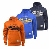 Mens hoodie crosshatch hanglide - Kandor Clothing Company Ltd UK