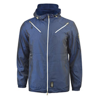 Mens Jacket Crosshatch Windbreaker Light Waterproof  Cracket Rain Jacket Coat - Kandor Clothing Company Ltd UK