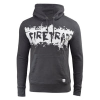 Mens Hoodie Firetrap Designer Overhead Ruxton Hooded Jumper Sweatshirt Top - Kandor Clothing Company Ltd UK