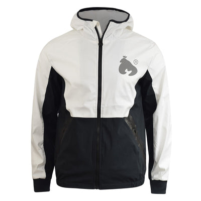 Mens Jacket Ape Panel Money Clothing  Windbreaker Coat - Kandor Clothing Company Ltd UK