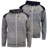 Mens firetrap zipped hoodies defaure summer - Kandor Clothing Company Ltd UK