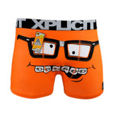 Mens Boxers Nerd- Alert Shorts Boxers Underwear Trunks Ideal joke Novelty - Kandor Clothing Company Ltd UK