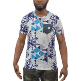 Mens T-Shirt Juice Tilly Sublimated Longline Tee Top - Kandor Clothing Company Ltd UK