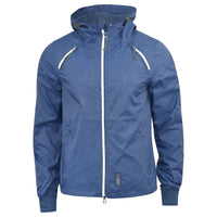 Crosshatch Mens Designer Achernar Windbreaker Light Waterproof Rain Jacket Coat - Kandor Clothing Company Ltd UK