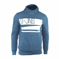 Mens Hoodie Smith & Jones Lierne o/head Hoody, Hooded Sweater Sweat Shirt - Kandor Clothing Company Ltd UK