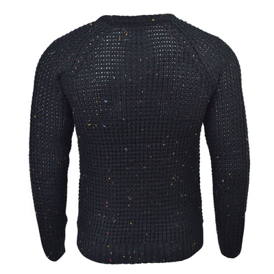 Mens Jumper Smith and Jones Twist Knitted Crew Neck Sweater Top S-XL - Kandor Clothing Company Ltd UK