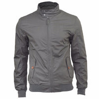 Mens harrington jacket crosshatch haronz - Kandor Clothing Company Ltd UK