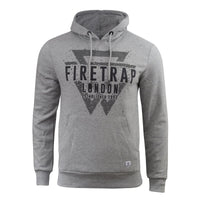 Mens Hoodie Firetrap Various Overhead Hooded Jumper Sweatshirt Top - Kandor Clothing Company Ltd UK